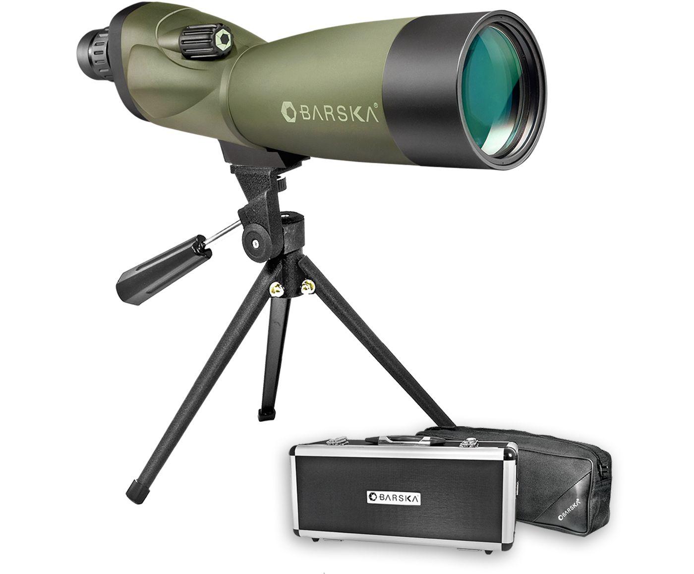 Barska Blackhawk 20-60x60 Spotting Scope