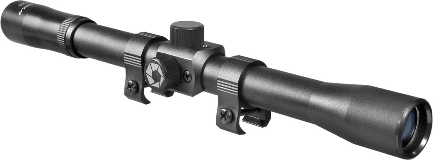 Barska 4x20 Rimfire Rifle Scope