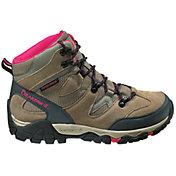 BEARPAW Women's Paige Mid Waterproof Hiking Boots
