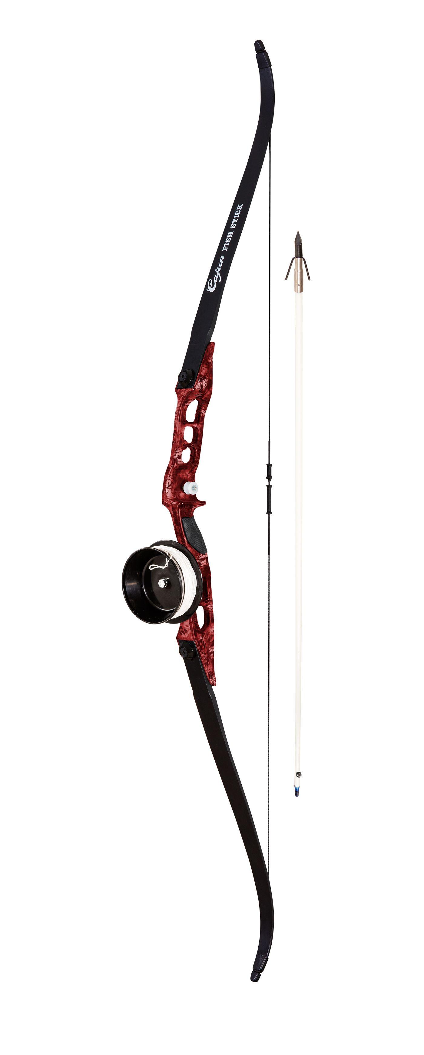 Cajun Bowfishing Fish Stick Recurve Bowfishing Bow Package