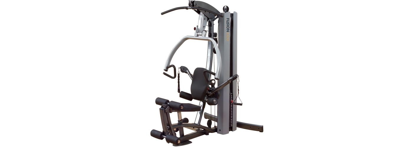 Body Solid Fusion F500/3 Home Gym