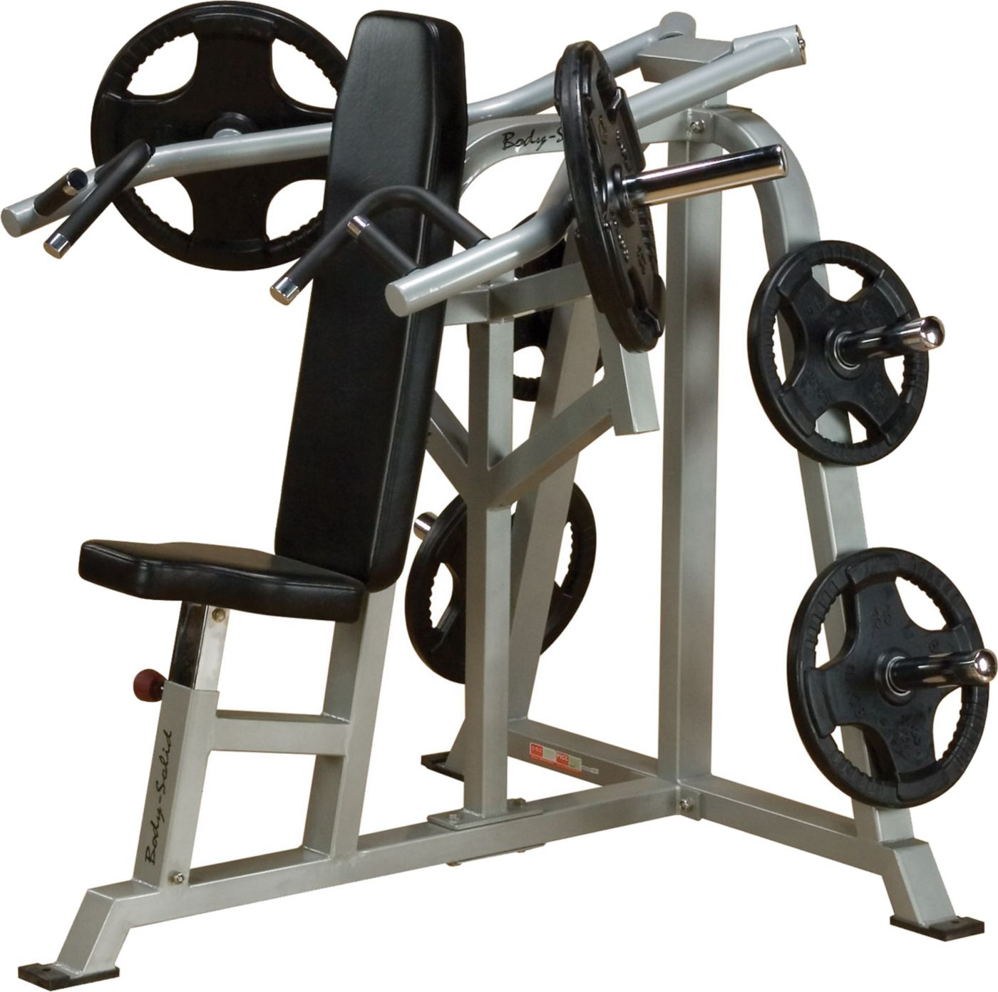Body Solid Leverage LVSP Shoulder Press Machine