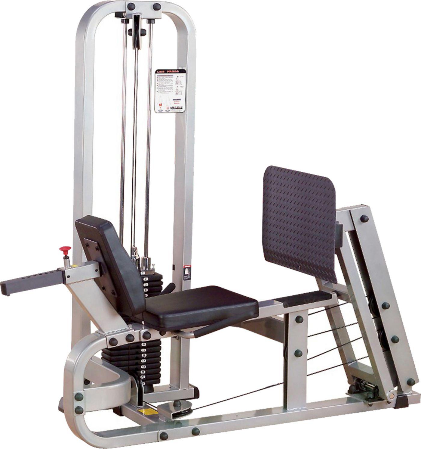 Body Solid Pro Clubline SLP500/3 Leg Press Machine