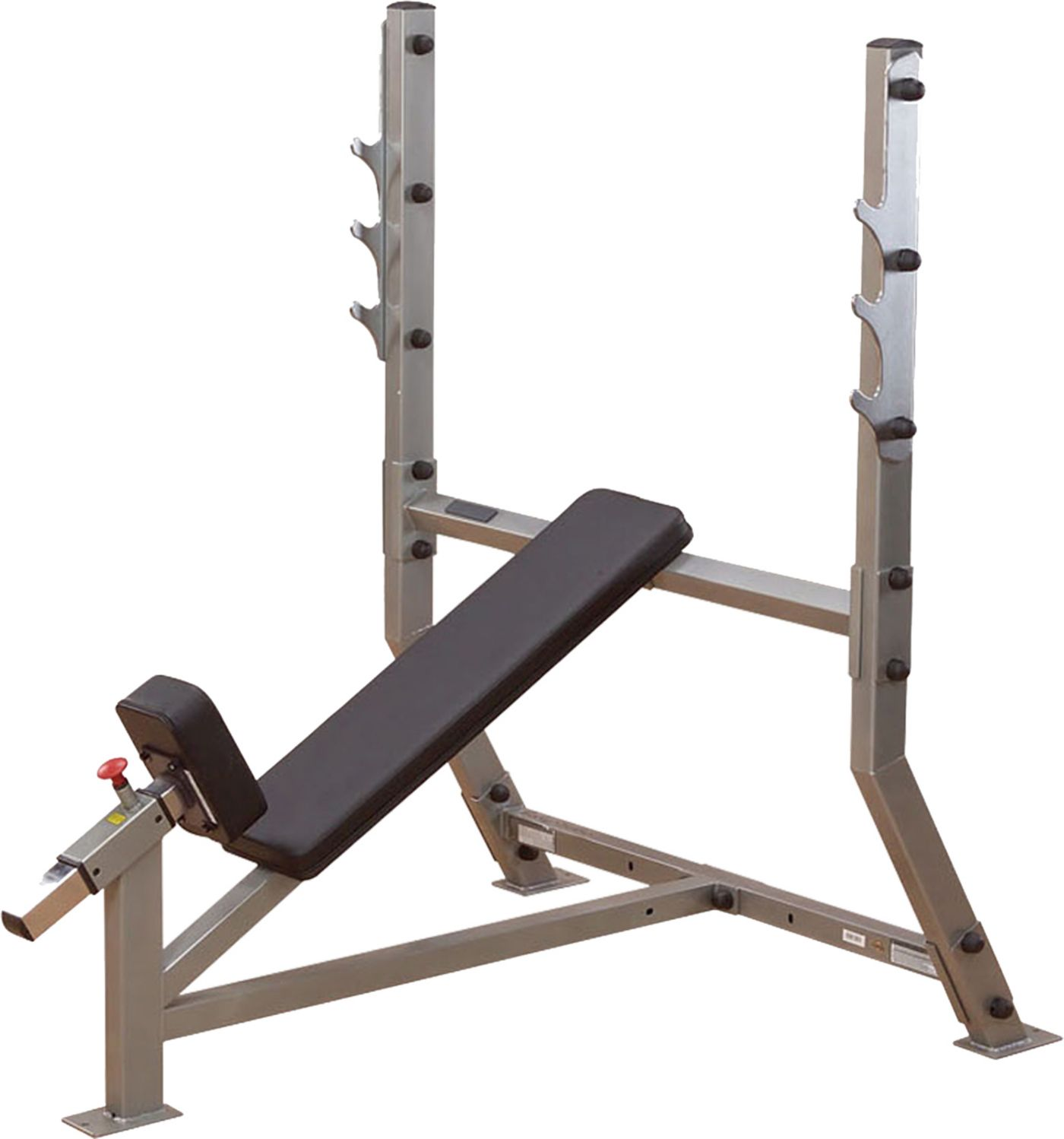 Body Solid Pro Clubline SIB359G Olympic Incline Bench