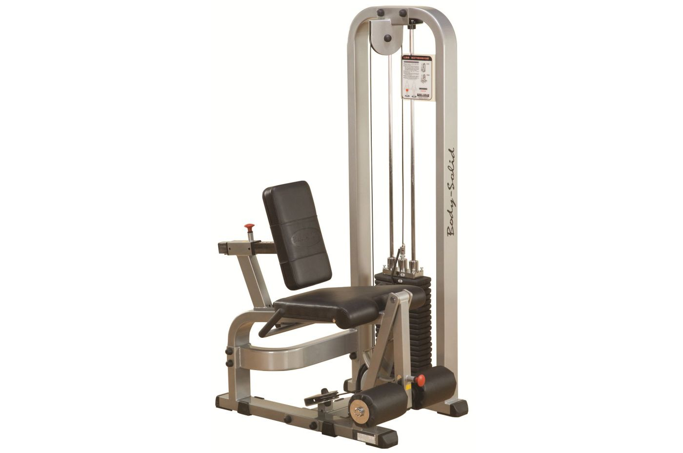 Body Solid Pro Clubline SLE200G/2 Leg Extension Machine