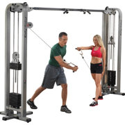 Body Solid Pro Clubline SCC1200G1 Cable Crossover