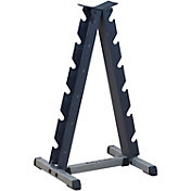 Body Solid GDR44 6 Pair Vertical Dumbbell Rack
