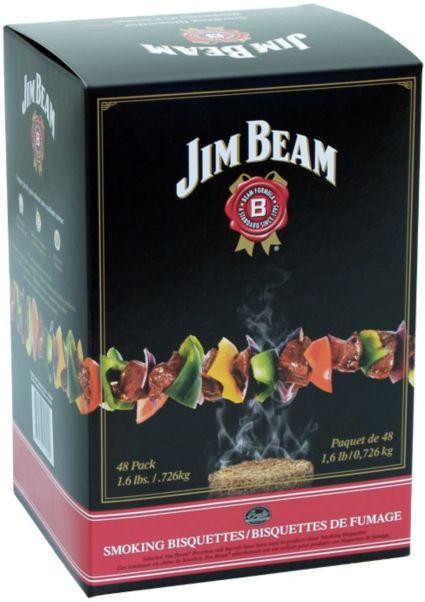 Bradley Smoker Jim Beam Bisquettes