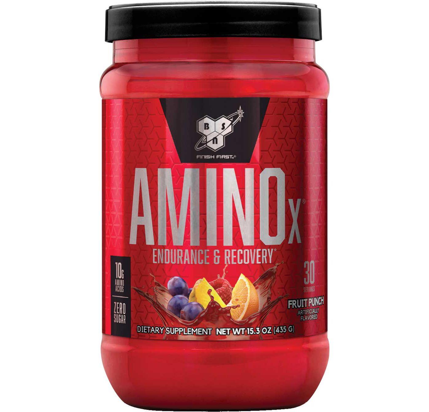 BSN AMINOx Fruit Punch 30 Servings