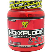 BSN N.O.-XPLODE Pre-Workout Fruit Punch 30 Servings