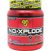 BSN N.O.-XPLODE Pre-Workout Grape 30 Servings