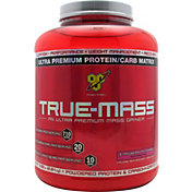 BSN True-Mass Protein Powder Strawberry 5.75 lbs
