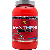 BSN Syntha-6 Isolate Protein Powder Matrix Vanilla 2 LBS