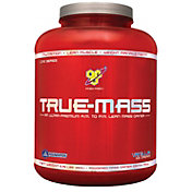 BSN True-Mass Protein Powder Vanilla 5.75 lbs