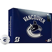 Bridgestone 2015 Vancouver Canucks e6 Golf Balls