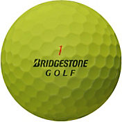 Bridgestone e6 SOFT Optic Yellow Golf Balls