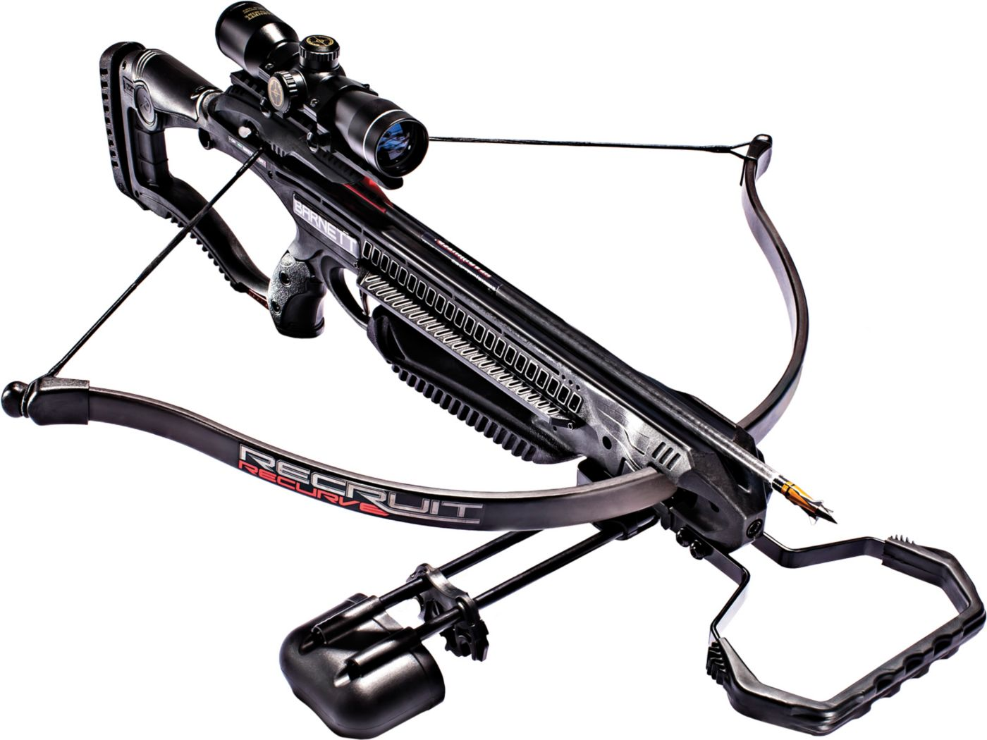 Barnett Recruit Recurve Crossbow Package - 245 fps