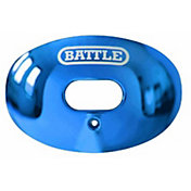 Battle Sports Science Adult Chrome Oxygen Lip Guard