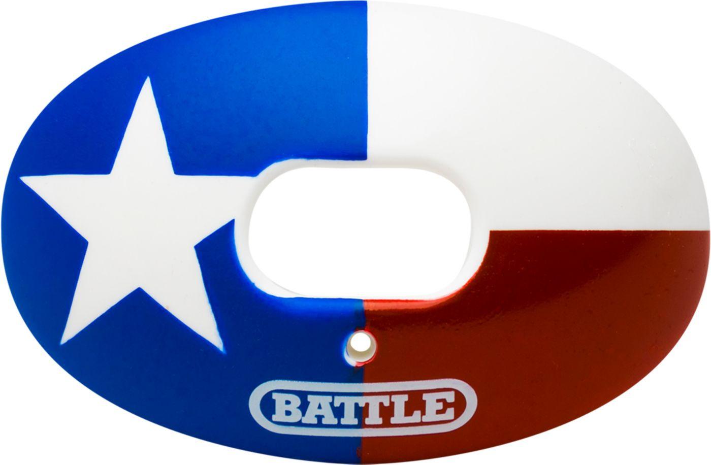 Battle Oxygen Texas Convertible Mouthguard