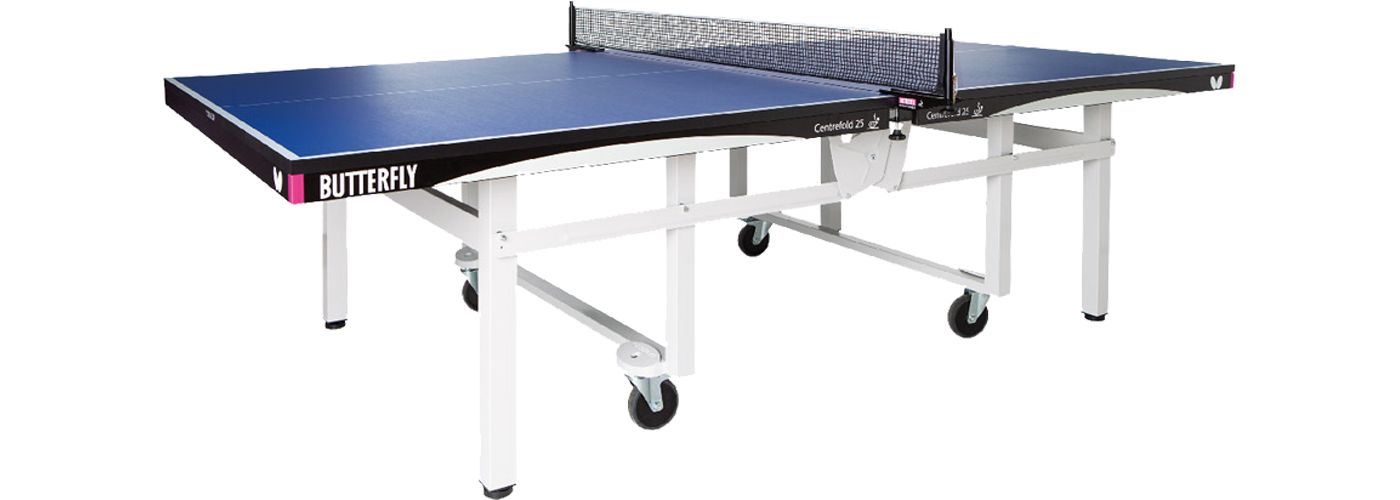 Butterfly Centrefold 25 Indoor Table Tennis Table