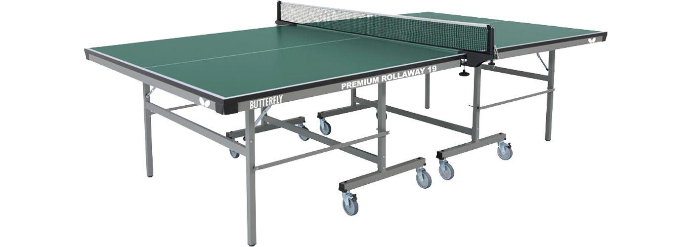 Butterfly Premium Rollaway Indoor Table Tennis Table