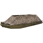 Beavertail Boat Blind – Max-4 Camo