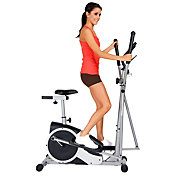 Body Champ 2-in-1 Deluxe Cardio Dual Trainer