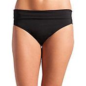CALIA by Carrie Underwood Women's Foldover Waist Bikini Bottoms