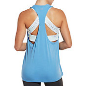 CALIA by Carrie Underwood Women's Support Strap Back Muscle Tank Top