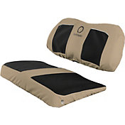 Classic Accessories Fairway Neoprene Paneled Seat Cover – Khaki