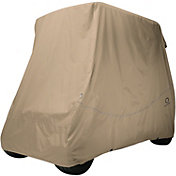Classic Accessories Fairway Quick-Fit Short Golf Cart Cover
