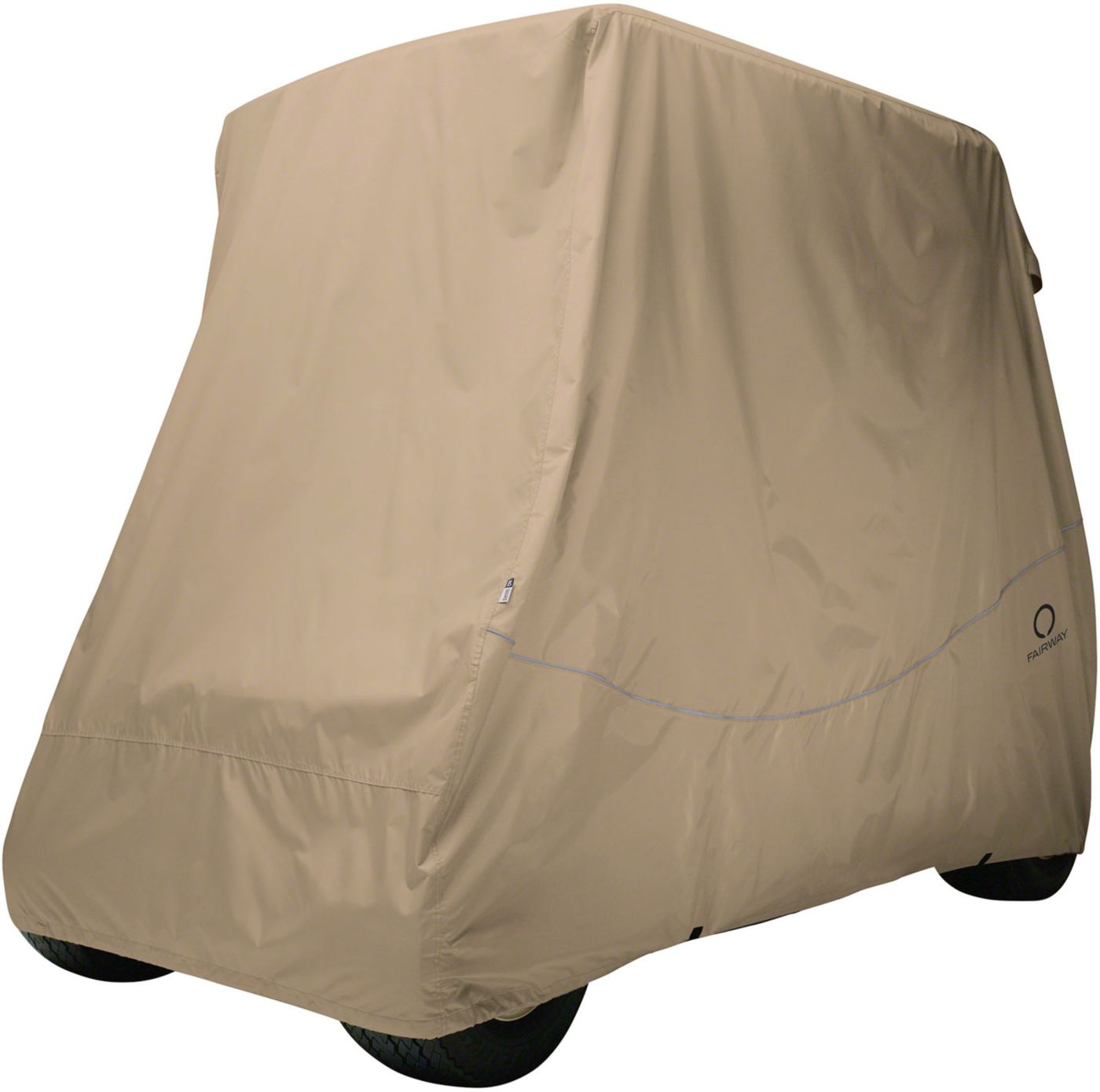Classic Accessories Fairway Quick-Fit Golf Cart Cover