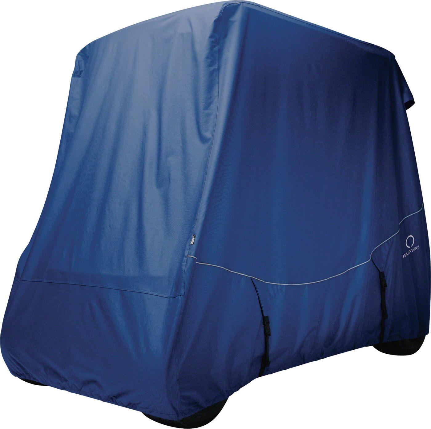 Classic Accessories Fairway FadeSafe Quick-Fit Golf Cart Cover