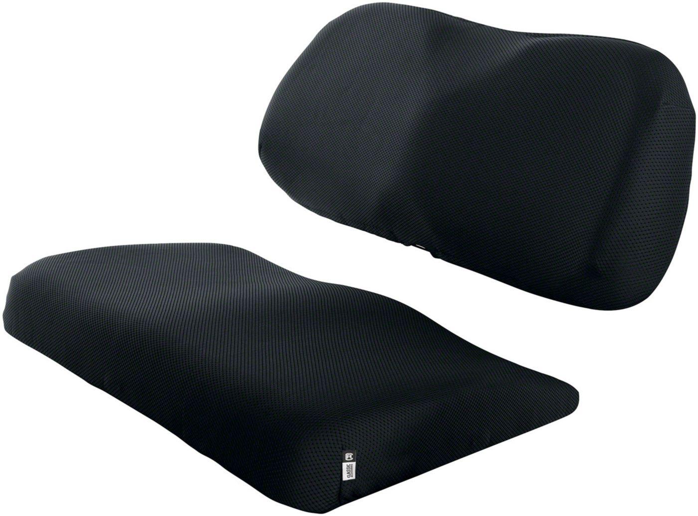 Classic Accessories Fairway Black Diamond Air Mesh Seat Cover