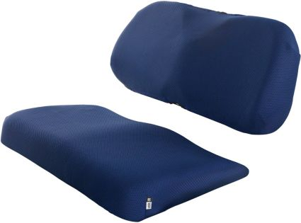 Classic Accessories Fairway Navy Diamond Air Mesh Seat Cover