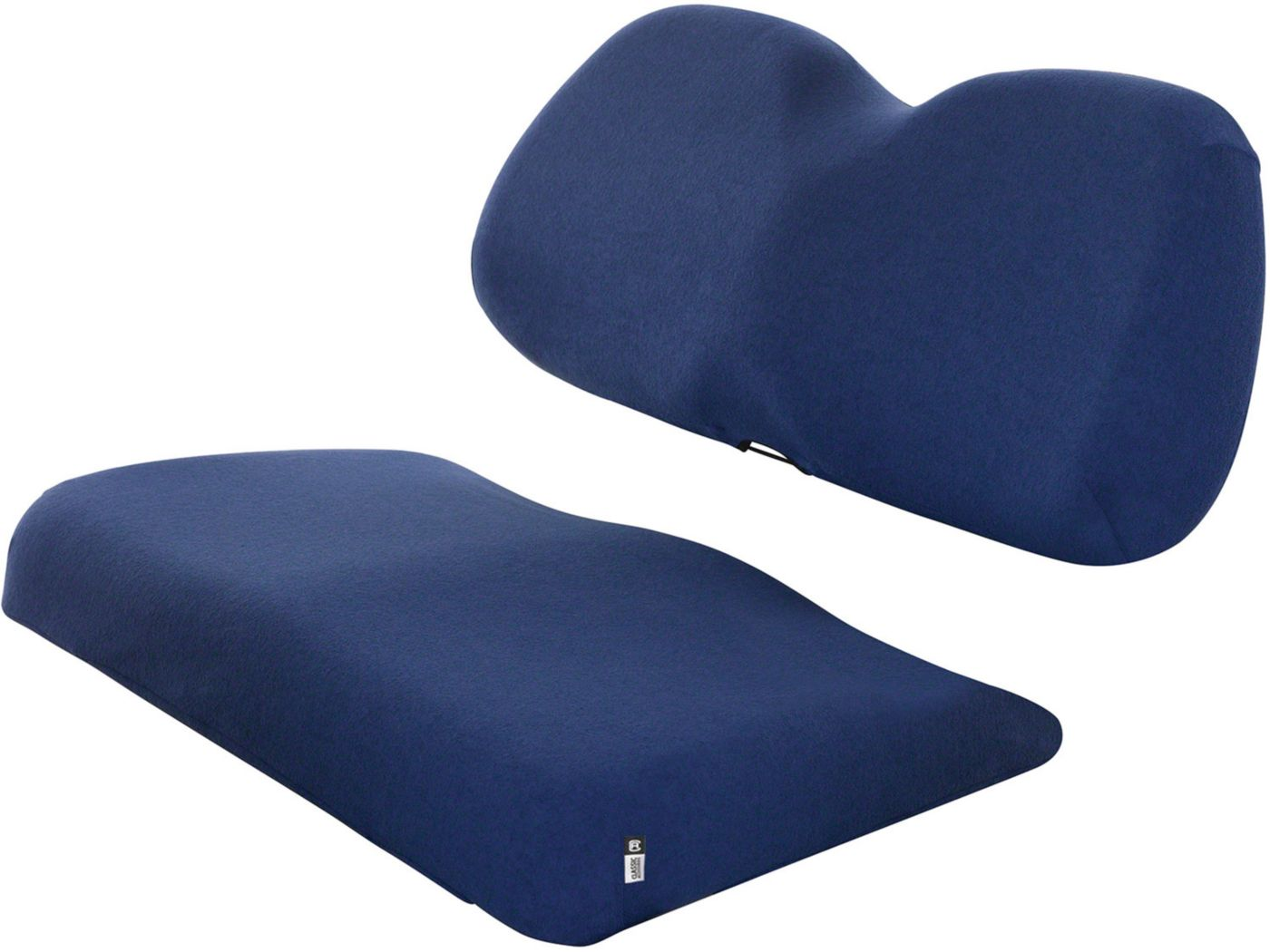 Classic Accessories Fairway Navy Terry Cloth Seat Cover