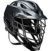 Cascade R Carbon Fiber Lacrosse Helmet w/ Black Mask