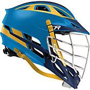 Cascade Custom R Lacrosse Helmet w/ White Pearl Mask
