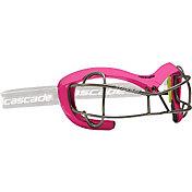 Cascade Women's Poly Arc Titanium Custom Lacrosse Goggles