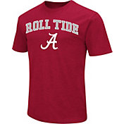Colosseum Men's Arkansas Razorbacks Cardinal Team Slogan T-Shirt