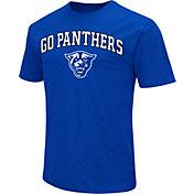 Colosseum Men's Gonzaga Bulldogs Navy Team Slogan T-Shirt
