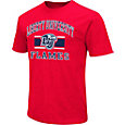 Colosseum Men's Liberty Flames Red Dual Blend T-Shirt
