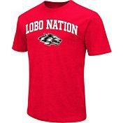Colosseum Men's Northern Illinois Huskies Red Team Slogan T-Shirt