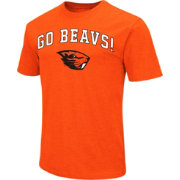 Colosseum Men's Oregon State Beavers Orange Team Slogan T-Shirt
