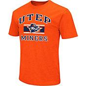 Colosseum Men's UTEP Miners Orange Dual Blend T-Shirt