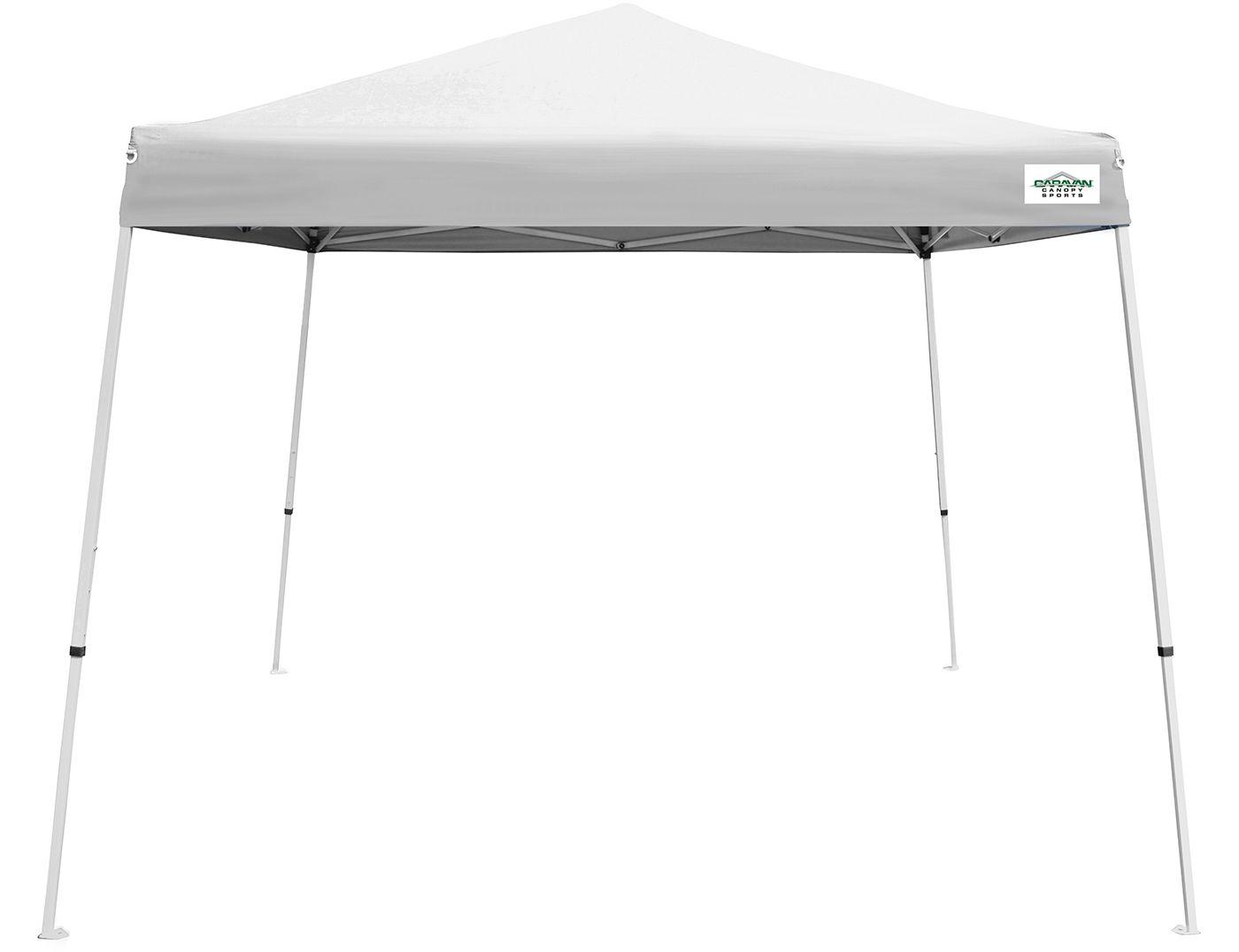 Caravan Canopy V-Series 2 10' x 10' Slant Leg Canopy