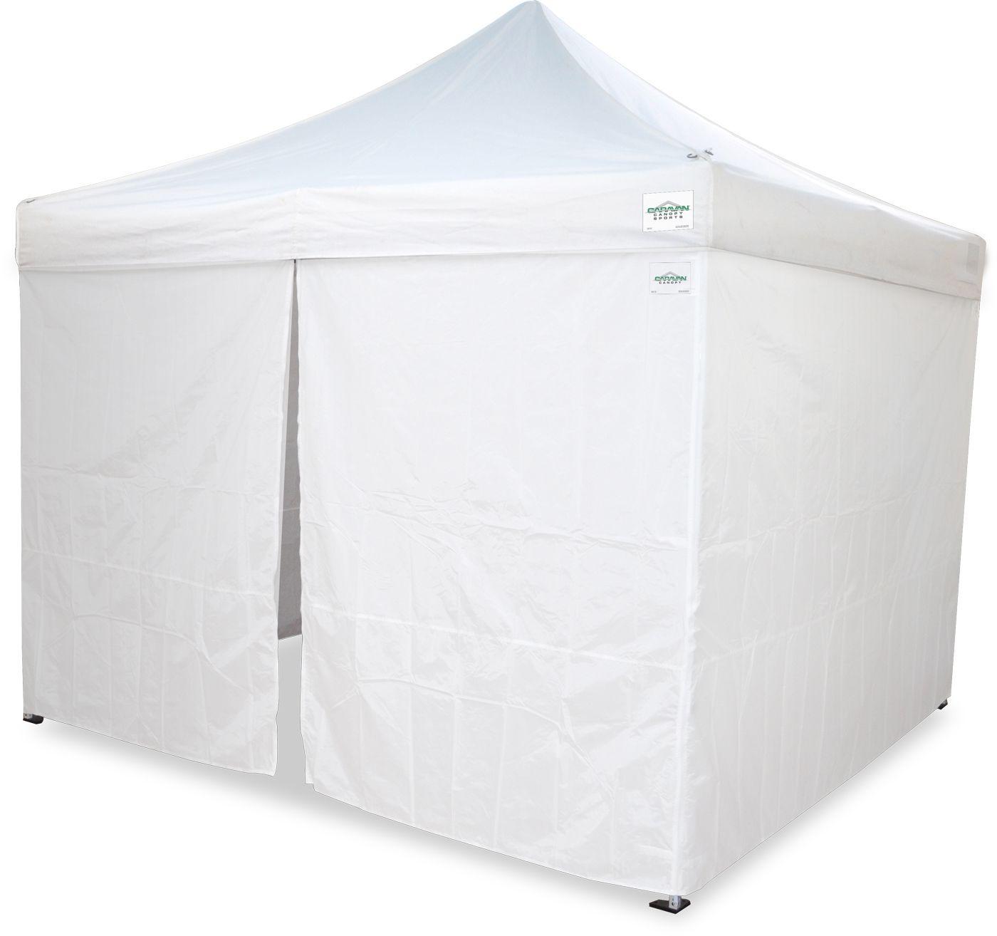 Caravan Canopy 12' x 12' M-Series 2 Pro Straight Leg Sidewalls