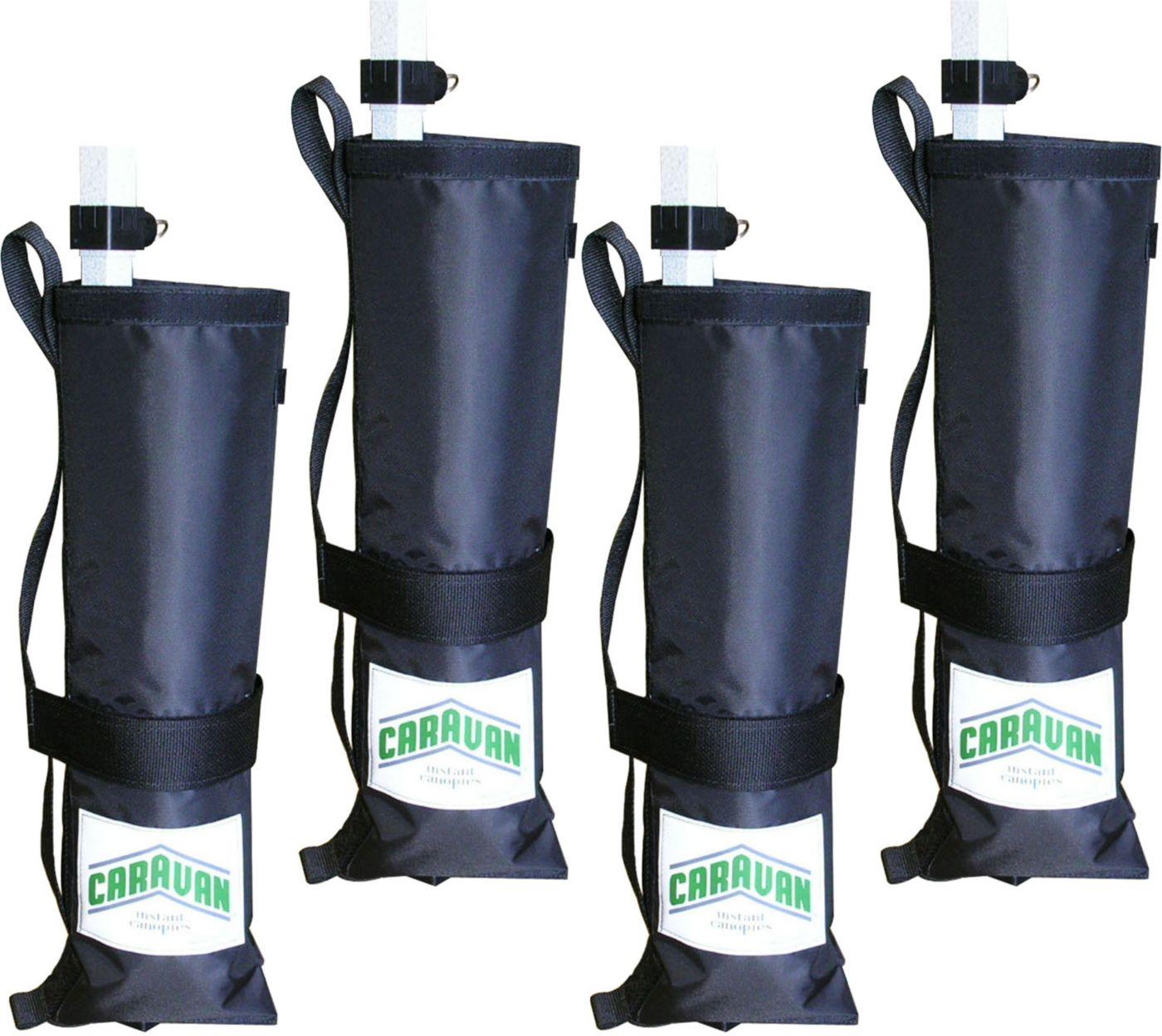 Caravan Premium Canopy Weight Bags 4 Set