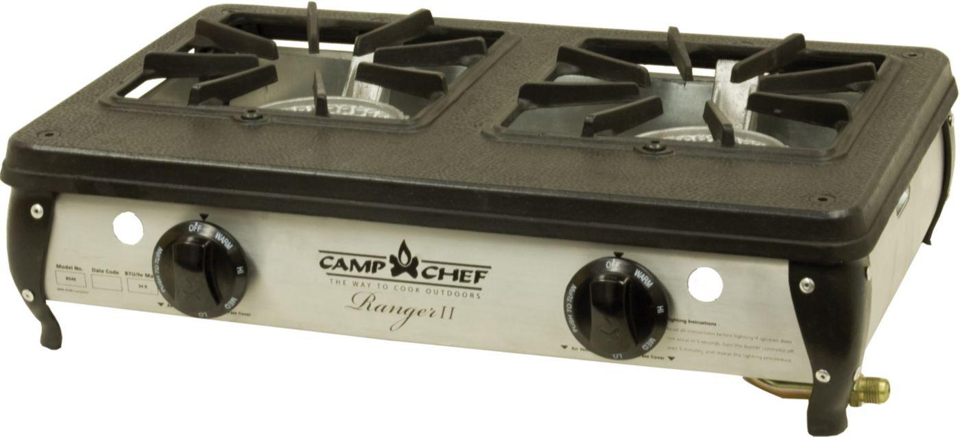 Camp Chef Ranger II Blind Stove