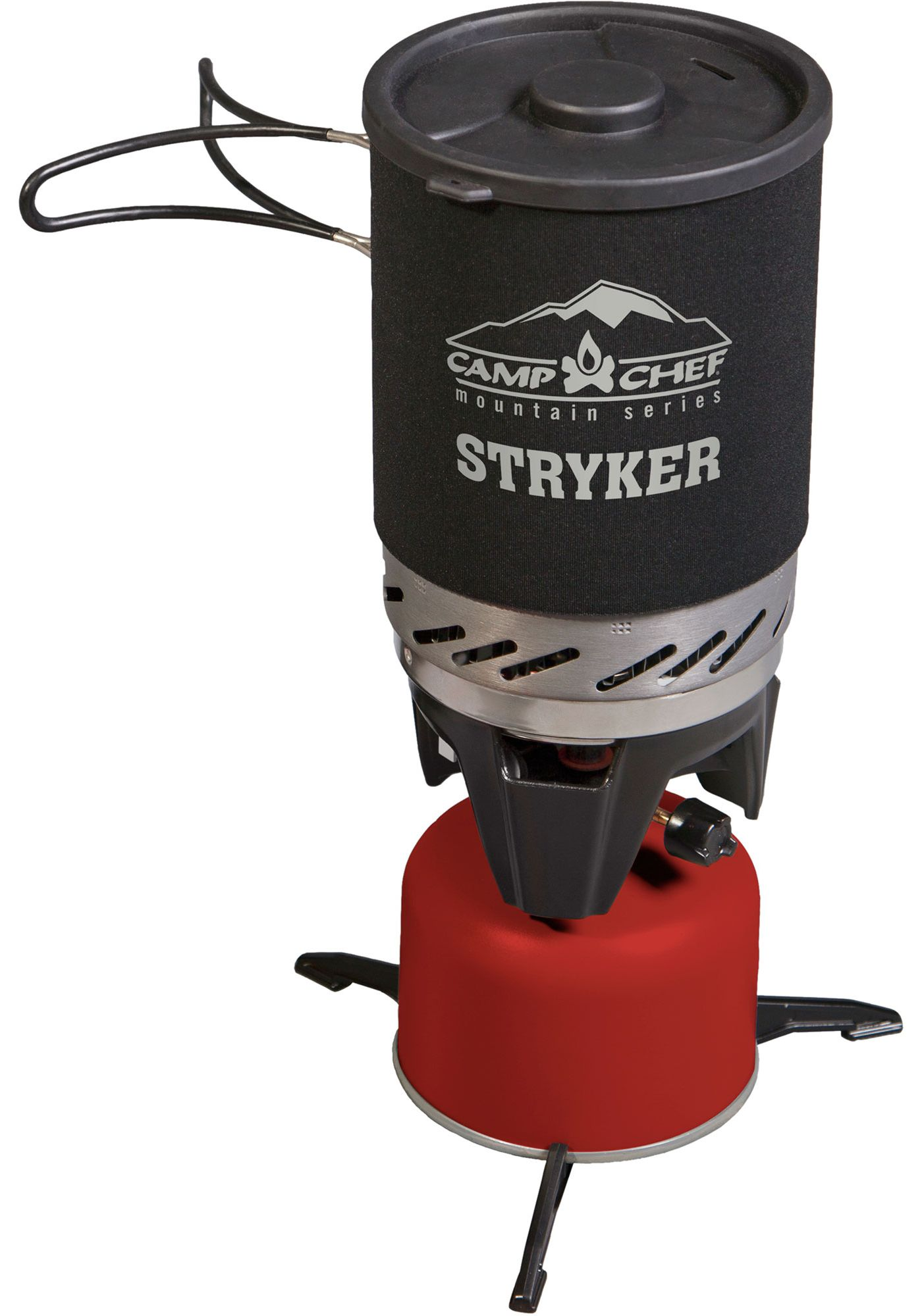 Camp Chef Stryker 100 Isobutane Backpacker Stove